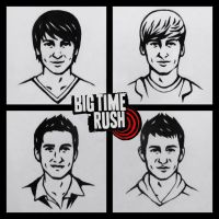 Big Time Rush by 0nibaba