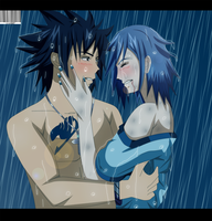 Gray and Juvia love by Sarah927