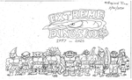 Extreme Dinosaurs 2015 by reg92