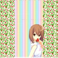 Strawberry Youtube BG by xXLolipopGurlXx