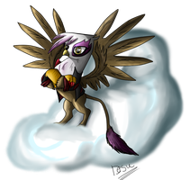Gilda by BlackDema