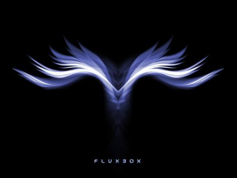 fluxbox on Blue Wings update by joesbox