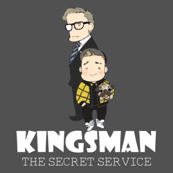Kingsman 01 by matsutakedo