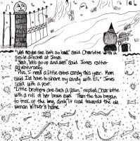 The House on Cemetery Hill~By KC Green-Pg10 by KellyCurly