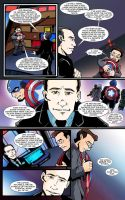 Lost and Found- TCR/Avengers Crossover Comic Pg 4 by Saturn-Kitty