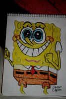 spongebob by emily-hope
