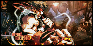 Street Fighter by Tortuegfx