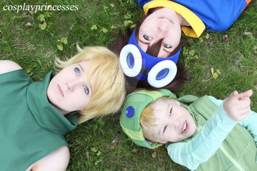 DigiDestined - There is Something Only You Can Do by cosplayprincesses