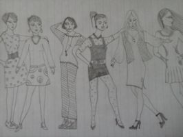 Ladies in fashion9 by andrea-gould