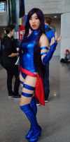 NYCC'14 Psylocke B by zer0guard