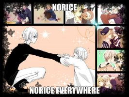 Norice Collage by Lilypad19