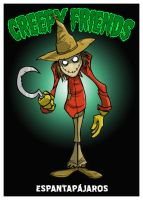 Scarecrow by elbruno