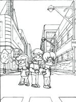 1999: Street View by simpspin