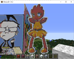~RQ-Parachan Minecraft Creation~ by Pat-The-Kitsune
