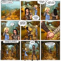 page 9 Skyrim comics rus ver by Oessi