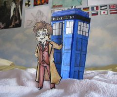 Doctor Who by Pericote