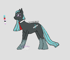 Silver Flute Adopt (OPEN!) by TalonsAdopts