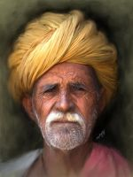 Rajasthani by S-A--K-I