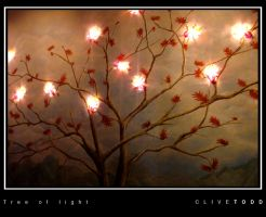 Tree of light by Shmaff