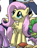 Fluttershy by BeardBeyond