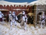 Star Wars - troopers figures by stopmotionOSkun