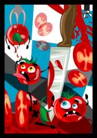 the slaughter of the tomatoes by gjukas