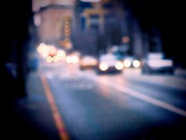 street blur by Mackingster