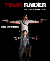 Tomb Raider: The Collaboration - idea for a comic by carbint