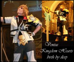 Kingdom Hearts - Ventus by Nekucosplay