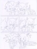 Sonadow comic - The Ice cream by kiiyup0p