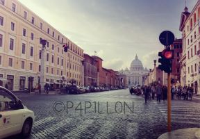 Streets of Roma by Deshmund