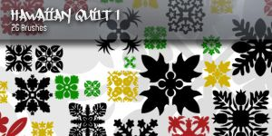 Hawaiian Quilt 1 by archnophobia