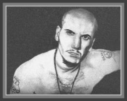 Phil Anselmo by Dazzastrous