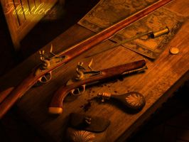 Flintlock by MerlinsArtwork