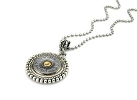 Shooter Necklace by IndustrialSwank