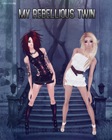 My Rebellious Twin by SweetOnMyLips