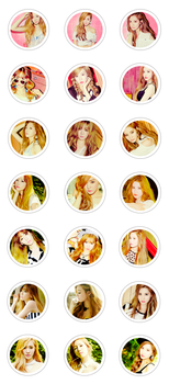 [140914][Edits]Taetiseo's 2nd album - Holler by jungsubby