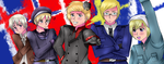 .:Re-Draw:. Nordic Five! by Nite3007