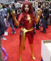 Phoenix @ C2E2 2012 by MonkeySquadOne