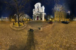 Place Saint-Gervais I by AlphonseLavallee
