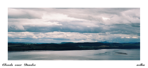 Clouds over Dundee by solkanar
