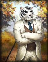 Blacksad - Oldsmill Collab by Defago
