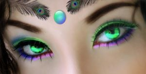 Hera's Eyes by Ravenhart