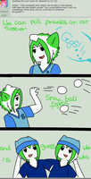 2Gen Q: Things to do by Ask-Snow-Prince