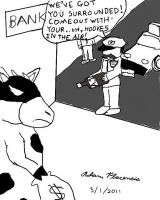 When Cows Go Bad by A-Dawg13