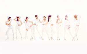 SNSD 3500x2200 by jaeliseop