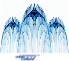 Artic Cathedral by GleamingPinkStarlite