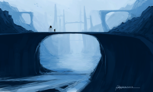 Bridge by Chrisfraserhd