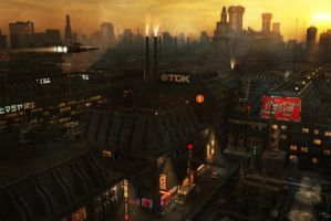 City of Industry by JacobCharlesDietz