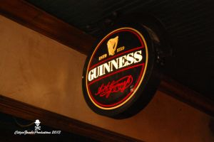 Guinness Sign by CZProductions